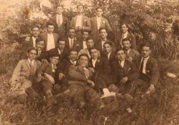 Armenians in Drôme, France, 1938