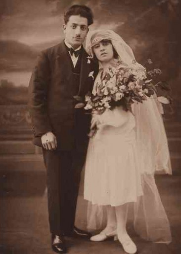 Mr and Mrs Yeramian – Paris 1927