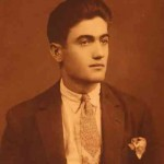Stephan Demirjian in Bollène - France 1927