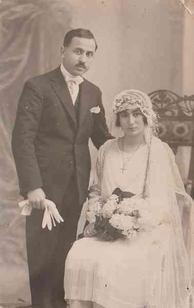 Haik and Araxi Mosdichian
