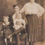 Unidentified Armenian family USA