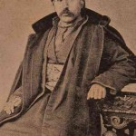 Ghazaros Shovroyan at the time of the Second Zeytun Resistance