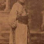 Mardiros Mnagian playing the role of Hasan Pasha 1910