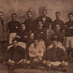 The Armenian Union Sportive Dork in Bolis 1911. The soccer team