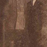 The Kajuni brothers in Tiflis - March 1913