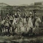 Armenian heroes of the defense of Basen 1909