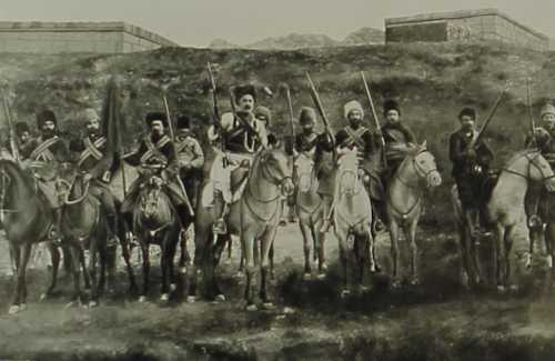 Armenian heroes of the defense of Basen
