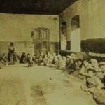 Armenian orphans hosted by the Near East Relief