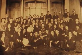 Armenian writers union of France on February 12, 1939