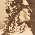 Arus Voskanian leading actress of the Sundukian Armenian Theater in Erevan