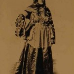 Armenian woman from Shamakha