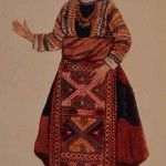 Armenian costume of Vaspurakan (alt. version)