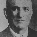 Mikael Natanian, member of the Armenagan Party