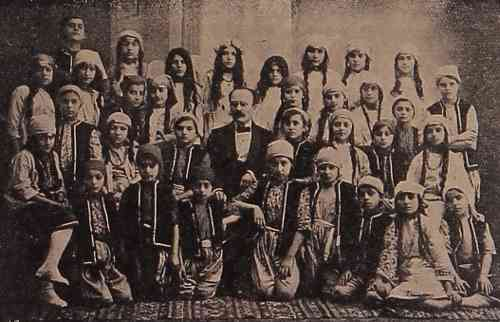 The Mayilian Choir of Aleksandropol