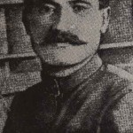Sarkis Jebejian, the leader of Hajen self-defense