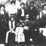 Kurkdjian family from Kharpert - 1912