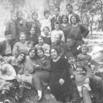 Armenians from Kharpert having a picnic in Lebanon - 1923