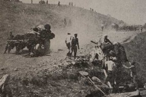 Exodus from Vaspurakan 1915