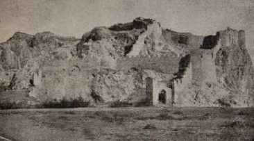 Van fortress and the Tabriz gate