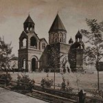 Etchmiadzin - The Great Court and the Cathedral