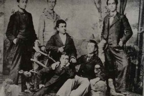 Group of intellectuals in Trapizon