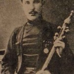 Alexander Hovannesian kamantcha player