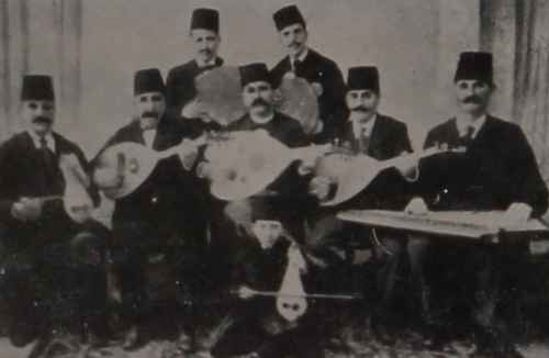 Armenian orchestra of Bolis