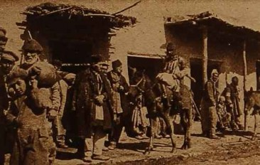 Assyrians from Urmia – 1919