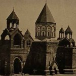 The Mother Church of Etchmiadzin 1909