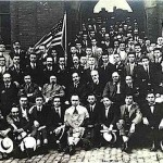 ARF Congress in Boston 1920 center part of the picture