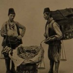 Fruit merchants in Bitlis 1906
