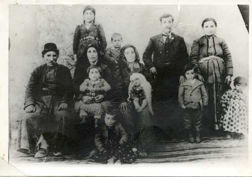 Kostikian family from Malatia