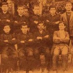 Armenian High School of Adapazar in 1913