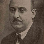 Bedros Adrouni, director of the Getronagan Armenian High School (1927 - 1933)
