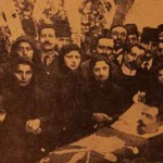 Burial of Hagop Aprahamian in Adapazar