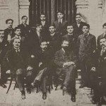 Getronagan students, promotion of 1914