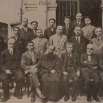 Getronagan students and teachers in 1926