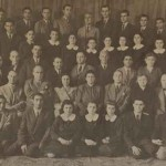 Getronagan Students and teachers of 1943-1944
