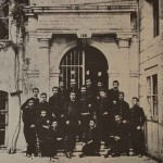 First promotion of the Getronagan Armenian High School in 1891