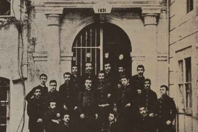 Getronagan students – 1891