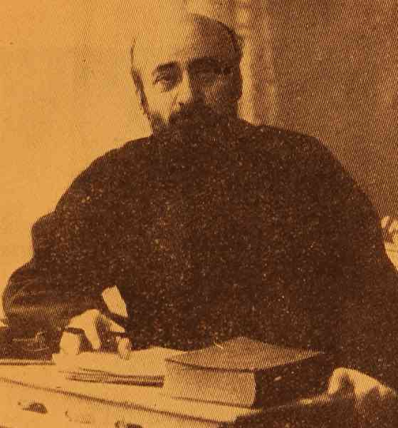 Komitas Vartabed in 1911
