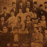 Armenian high school - Ourfa 1900