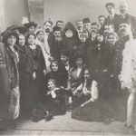 Armenian wedding of Hrand Nazariantz, Constantinople