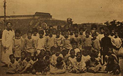 Orphanage of the Armenian Women Committee – Tiflis