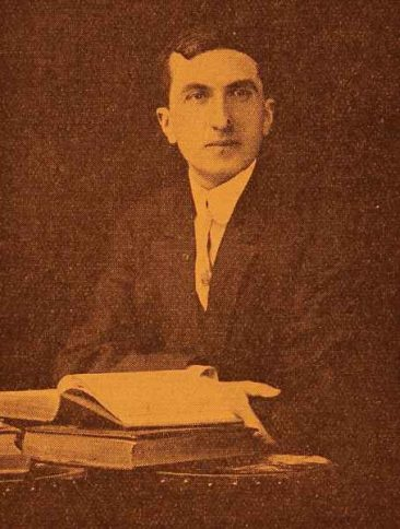 Adom Yarjanian Siamanto – Boston 1910