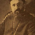 Meroujan Der Khosrov in London in 1930.