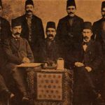 Managing board of the Armenian National Hospital of Sebastia (Sevaz) - 1903-1905