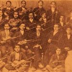 Music group, Aramian college of Sebastia (Sevaz) - 1913