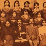 Hripsimiants Girls' School of Sebastia (Sevaz) - 1913