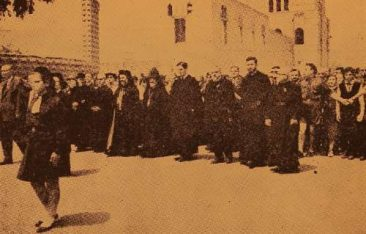50th anniversary of the Armenian genocide – Cairo